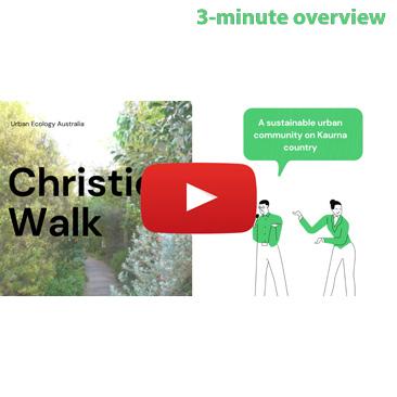 Christie Walk 3-minute overview