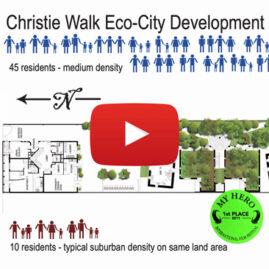 Christie Walk - a closer look