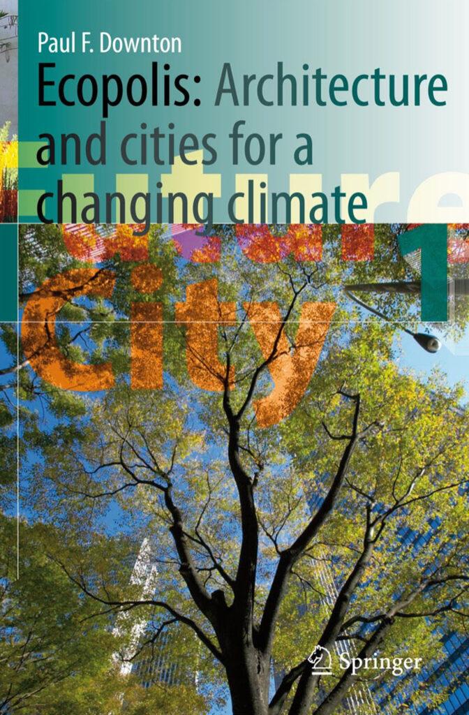 Cover of Paul Downton book Ecopolis